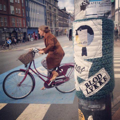 Street Art by Blød Lykke (SoftHappiness) - Copenhagen, Denmark - www.bloedlykke.dk